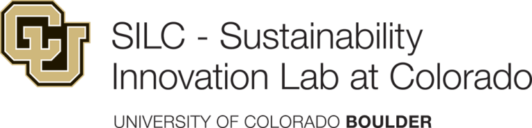 The Sustainabilty Innovation Lab at CU Boulder